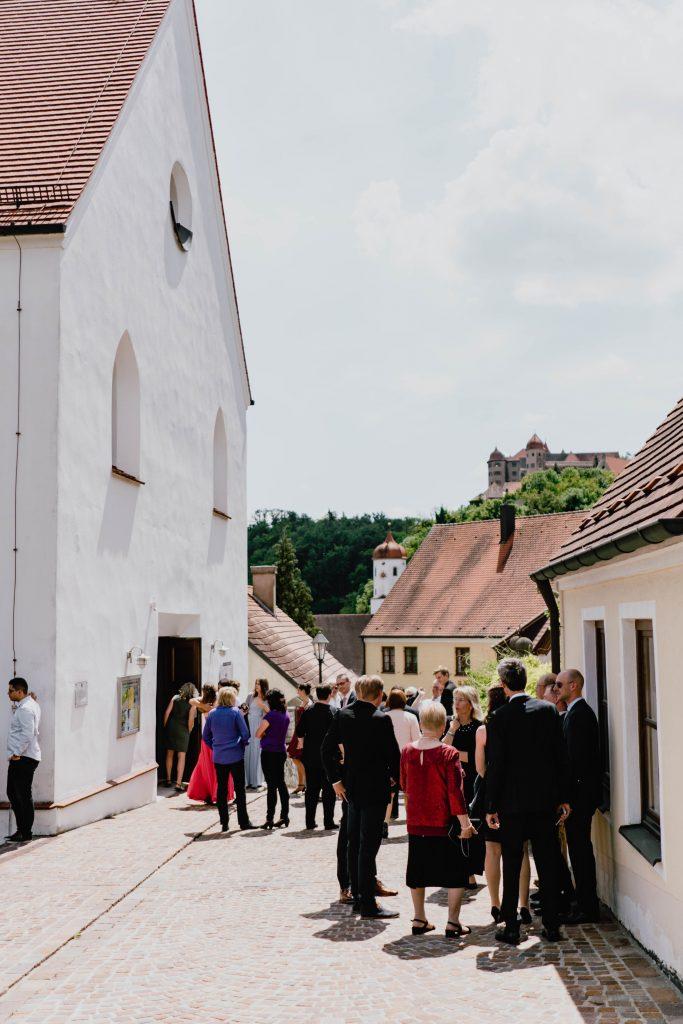 Ines & Tim Hochzeit Bayern